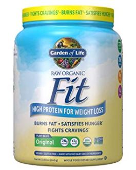 Garden of Life Raw Fit Protein Powder (Original)