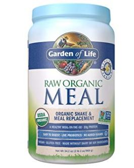 Garden of Life Raw Meal Replacement (Vanilla)
