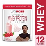Jay Robb Strawberry Whey Protein Isolate