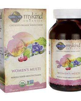 Garden of Life Mykind Women's Multi