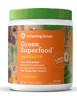 Amazing Grass Green Superfood Immunity (Tangerine)