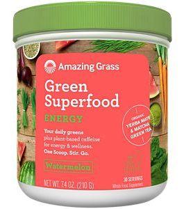 Amazing Grass Green Superfood Energy (Watermelon)