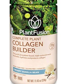 Plant Fusion Collagen Builder (Vanilla)