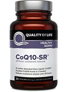 Quality of Life CoQ10-SR