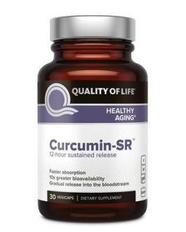 Quality of Life Curcumin-SR
