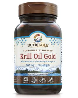 NutriGold Krill Oil