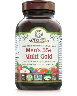 NutriGold Men's 55+ Multi Gold