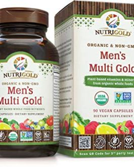 NutriGold Men's Multi Gold