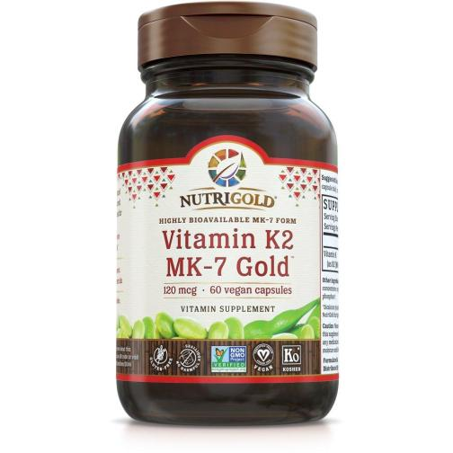 Vitamin k2 and mk 7 Front
