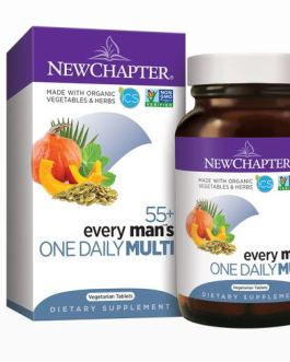 New Chapter Every Man's One Daily 55+ Multivitamin