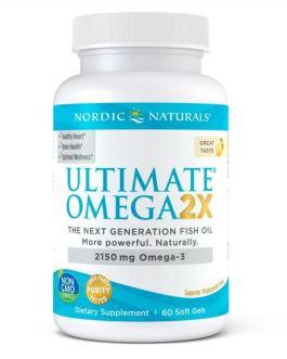 Nordic Naturals Ultimate Omega 2X