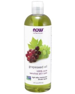 Now Grapeseed Oil