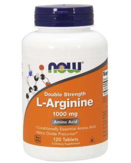 Now L-Arginine 1000 mg