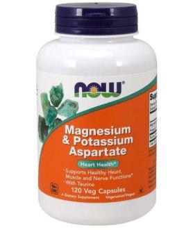Now Magnesium & Potassium Asportate