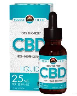 Source Pure CBD Liquid