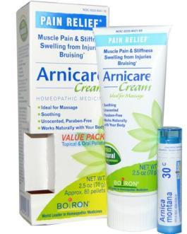 Boiron Arnicare Cream Value Pack