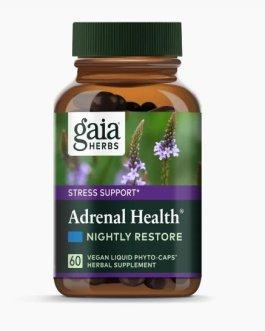 Gaia Adrenal Health Nightly Restore