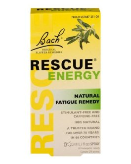 Bach Rescue Energy Spray