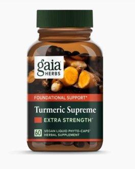 Gaia Turmeric Supreme Extra Strength