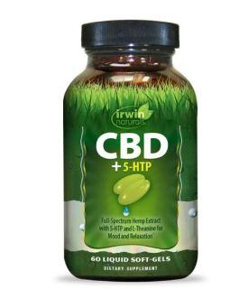 Irwin Naturals CBD + 5-HTP
