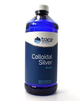Trace Minerals Colloidal Silver