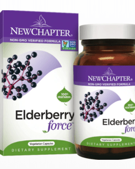 New Chapter Elderberry Force