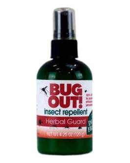Way Out Wax Bug Out Insect Repellent Spray (
