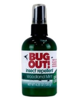 Way Out Wax Bug Out Insect Repellent Spray (Woodland Mint)