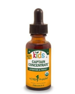 Herb Pharm Kids Captain Concentrate