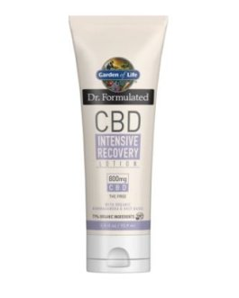 Garden of Life CBD Intensive Recovery Lotion