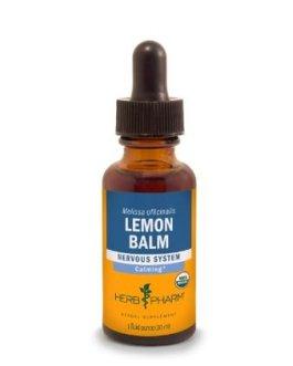Herb Pharm Lemon Balm