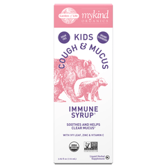 Garden of Life Kids Cough & Mucus Immune Syrup