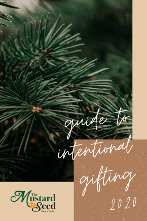 Guide to Intentional Gifting Cover