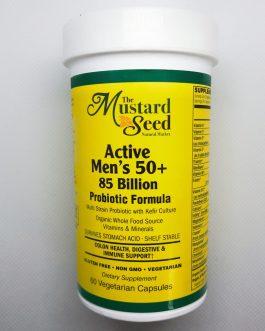 Active Men's 50+ 85 Billion Probiotic