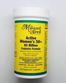 Active Women's 50+ 85 Billion Probiotic