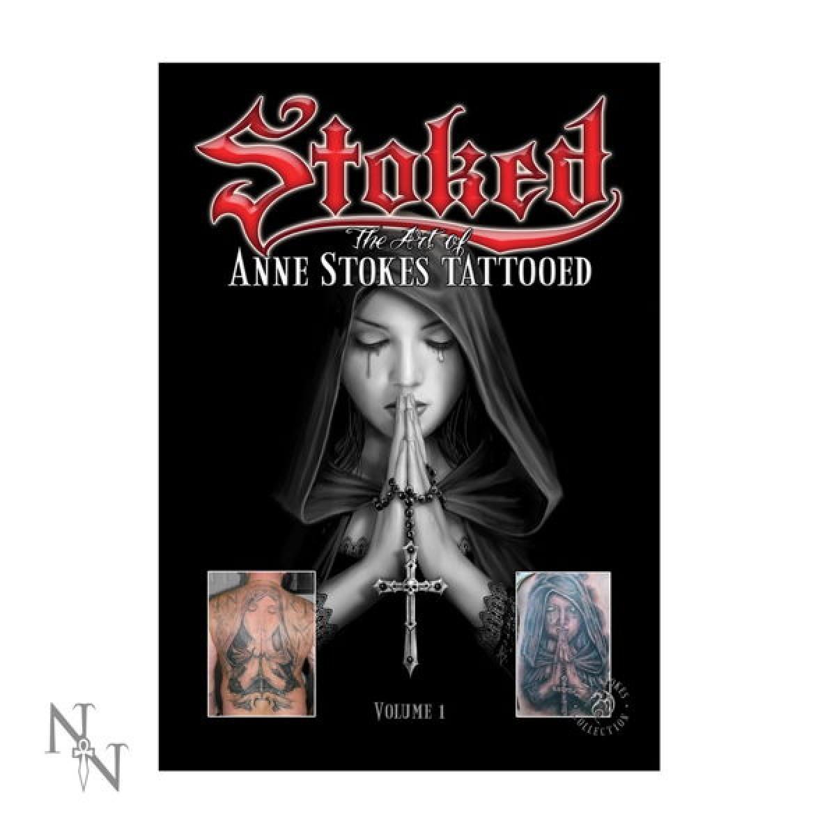 Anne Stokes Tattoo Designs