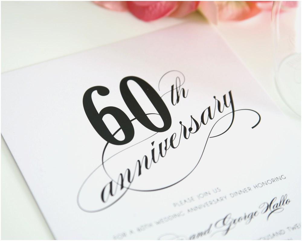 60th Wedding Anniversary Ideas  The My Wedding