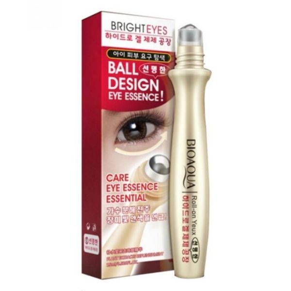 Key Features Improve eye skin Remove the puffiness and dark circles, eye contour to improve the prevention of fine wrinkles,  Creates bright eyes for bags under eyes  Natural ingredients Convenient to use
