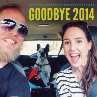 My 'Naked' Goodbye Letter to the Year of 2014!