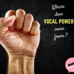 MFDR – Four letters that help explain vocal power!