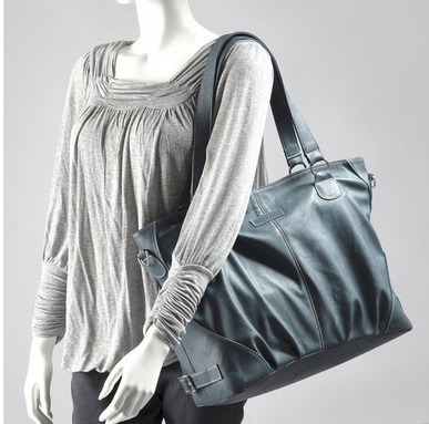 "Mia Tui ""Ella' bag in Steel Blue Giveaway"