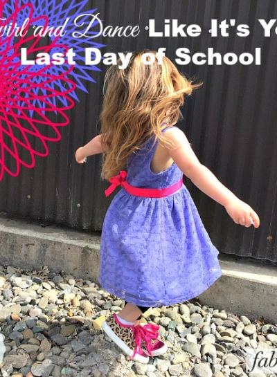 Twirl and Dance Like It's Your Last Day of School | March FabKids Outfit