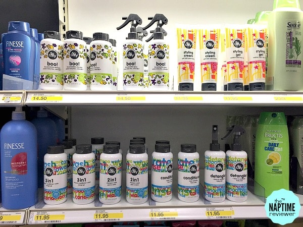 SoCozy Kids Hair Products at Target