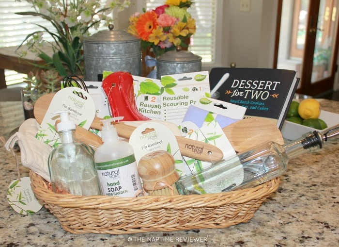 Housewarming or Wedding Gift Basket | Natural Home Products