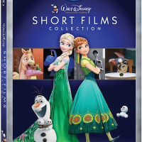 Walt Disney Animation Studios Short Films Collection Blu-Ray Review and Giveaway