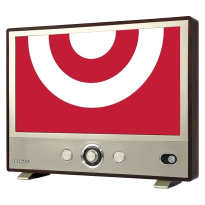 Retro Crosley TV