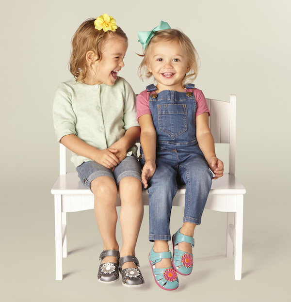 Pediped Kids Shoes - Spring Colors