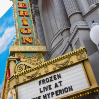 Frozen – Live at the Hyperion at Disney California Adventure Park