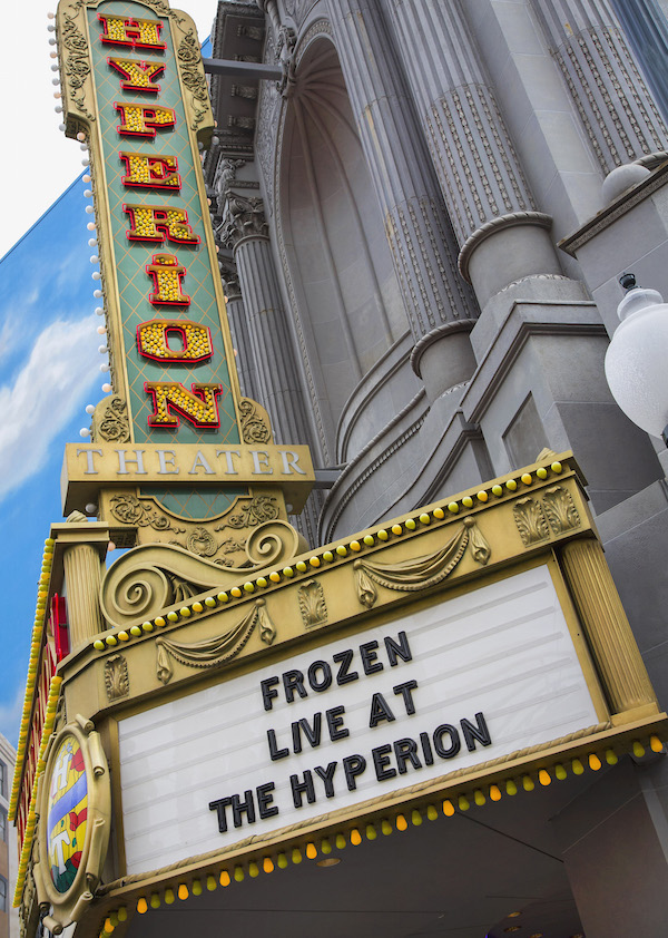 Frozen - Live at the Hyperion - Disney California Adventure Park