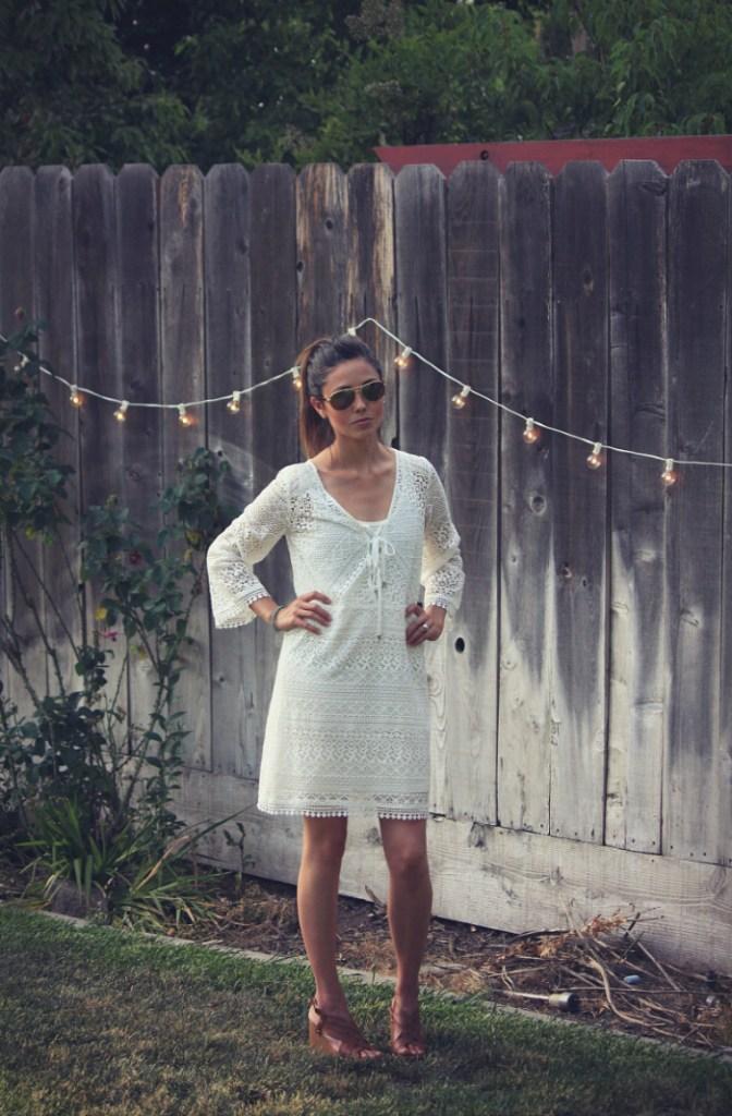 Adrianna Papell Dionna Lace Dress - Stitch Fix